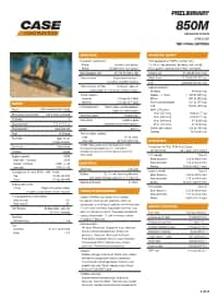 CASE 850M Dozer | CASE Construction Equipment