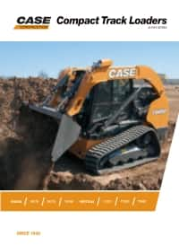CASE TV380 Compact Track Loader | CASE Construction Equipment