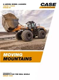 Wheel Loaders - 1021G/1121G