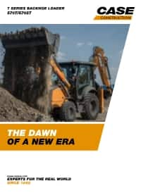 Backhoe Loaders - 570T/570ST