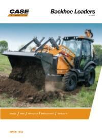 CASE 580 Super N Backhoe Loader | CASE Construction Equipment