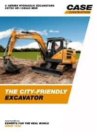 CX80C MSR Midi-Excavators | CASE Construction Equipment (ANZ)