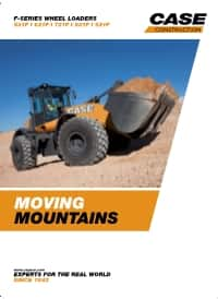 Wheel Loaders - 521F/921F