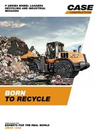 Wheel Loaders - Waste Handler