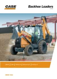 n series backhoe brochure