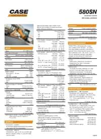 CASE 580 Super N Backhoe Loader | CASE Construction Equipment  Super M Wiring Diagram on