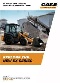 Backhoe Loaders - EX Series