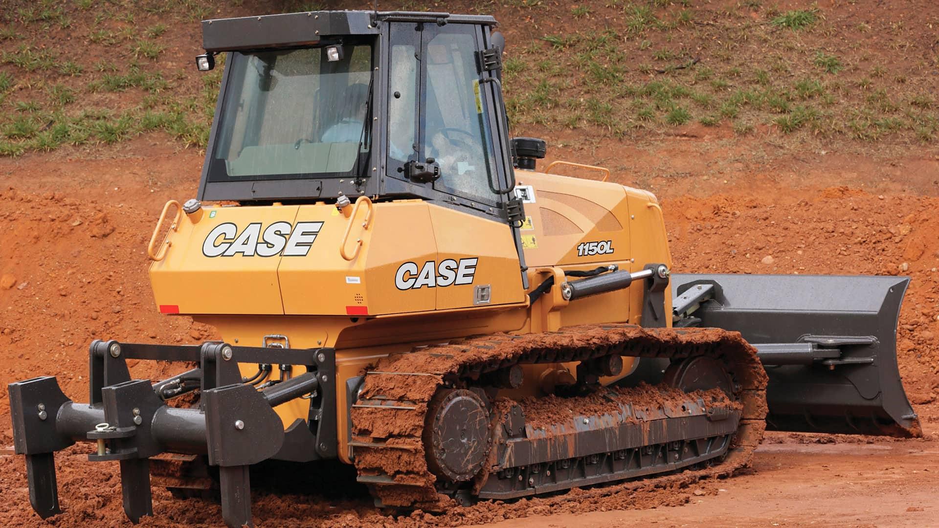 New Case Bulldozers 23