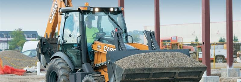 N-Series Backhoe Loaders