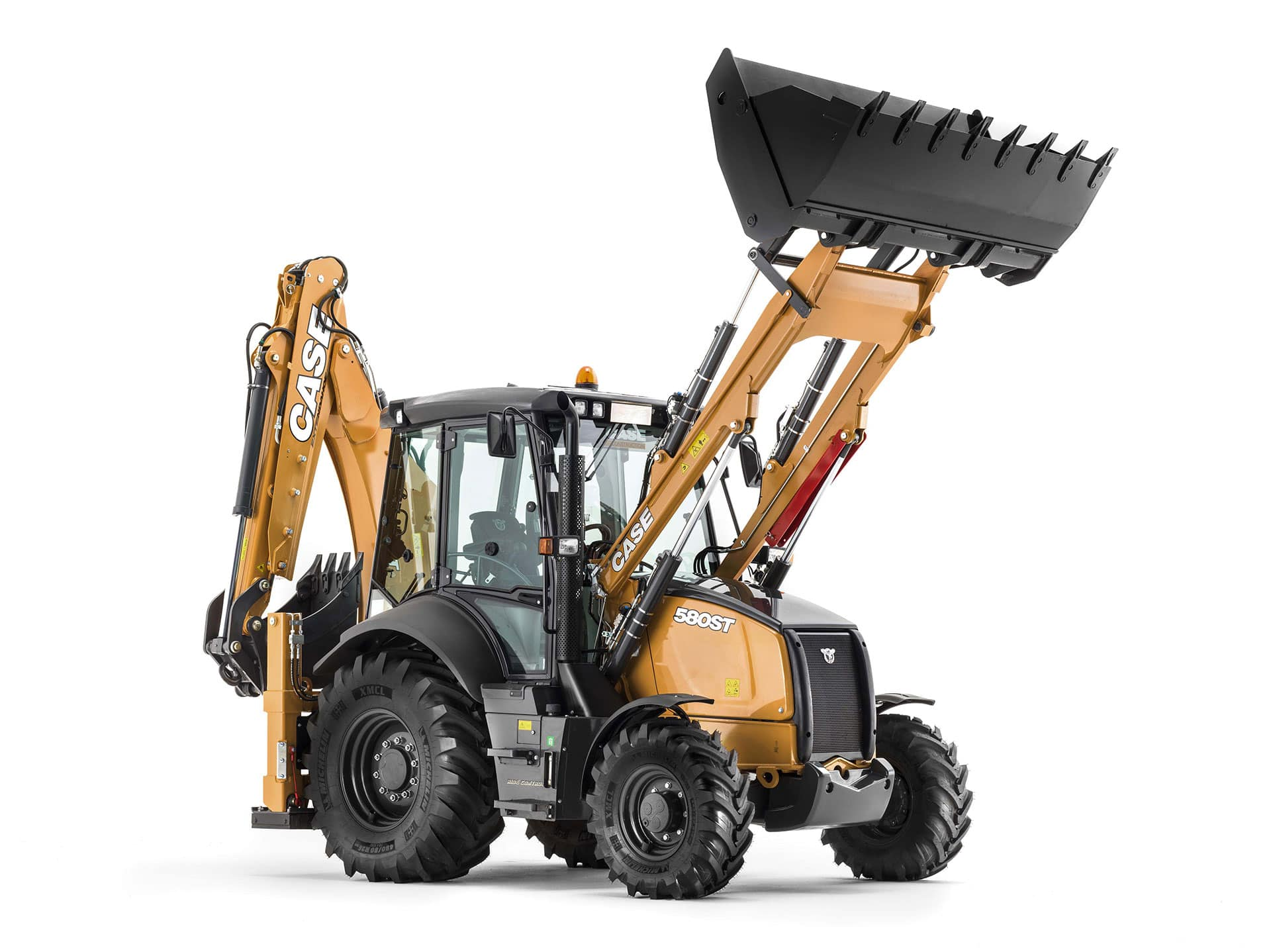 CASE LAUNCHES TIER 4 FINAL T SERIES BACKHOE LOADERS | CASE ...