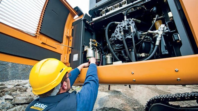 Service | CASE Construction Equipment (AFRICA) | CASE