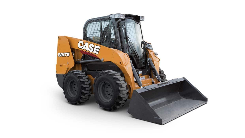 Steer Case Skid : Sr skid steer loader case
