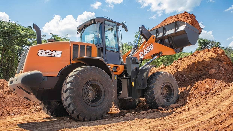 pa carregadeira case 821e 2 821e wheel loader case  at bayanpartner.co