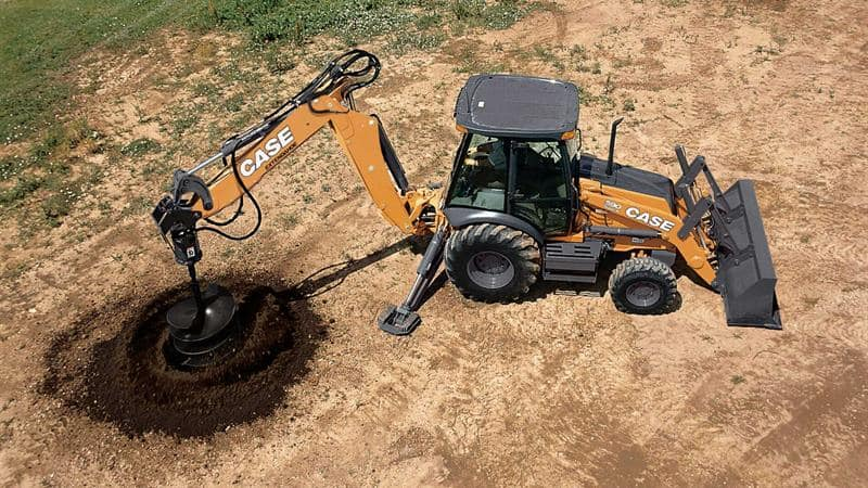 CASE 590 Super N Backhoe Loader | CASE Construction Equipment