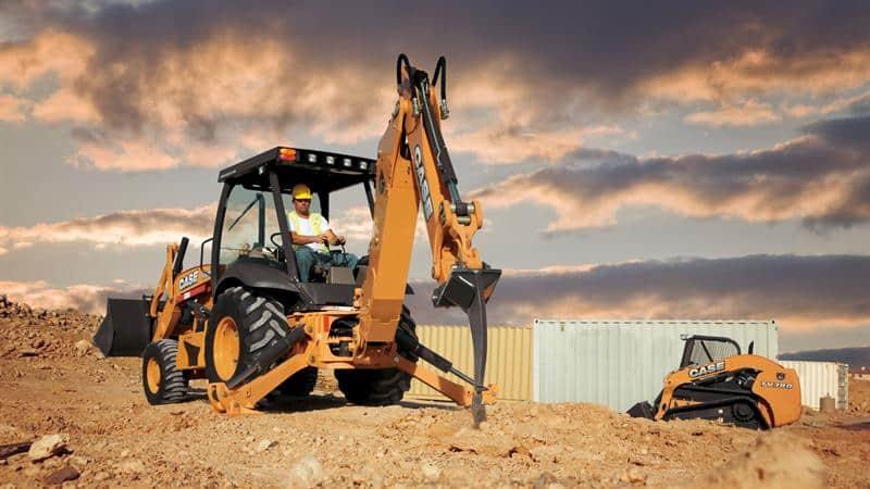 Backhoe Loader Attachments Case Construction Equipment