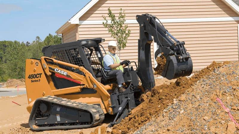 Skid Steer Attachments | CASE Construction Equipment
