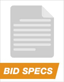845B Bid Specifications