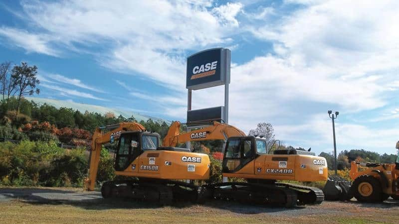 Case Tractor Showroom : Find your local case dealer construction equipment