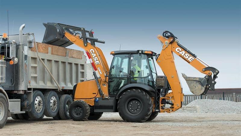 CASE 580N Backhoe Loader   CASE Construction Equipment