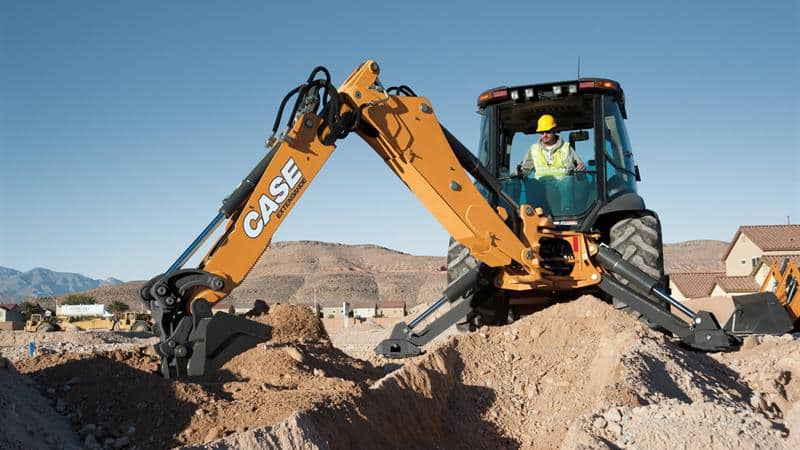 Backhoe Loader Images | CASE Construction Equipment
