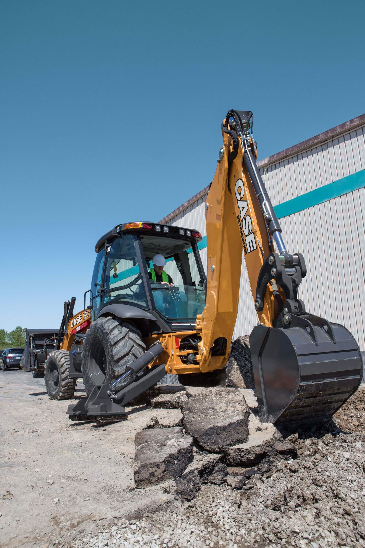 Case 580 Super N Wt Backhoe Loader Case Construction
