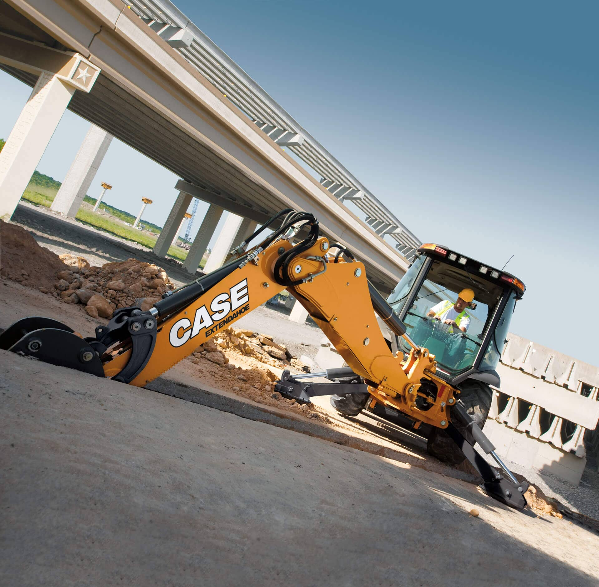 CASE 580 Super N Backhoe Loader | CASE Construction Equipment