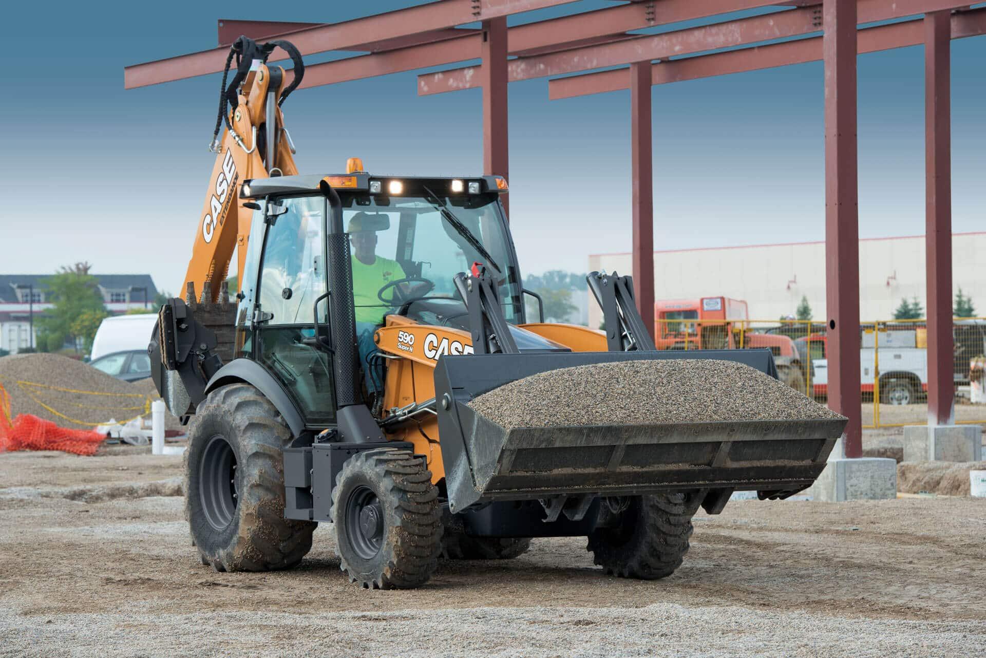 case 590 super n backhoe loader case construction equipment rh casece com Case 580 Super D Case 580 Rim