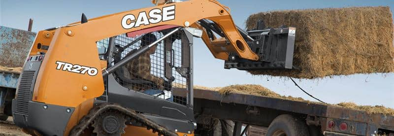 CASE Compact Track Loaders | CASE Construction Equipment