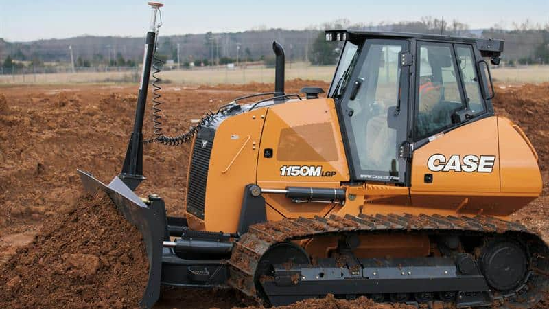 CASE 1150M Dozer | CASE Construction Equipment