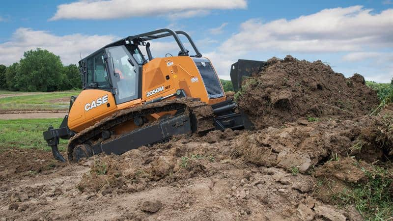 CASE 2050M Dozer | CASE Construction Equipment