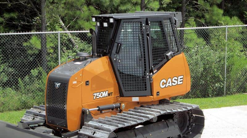 CASE Dozers | CASE Construction Equipment