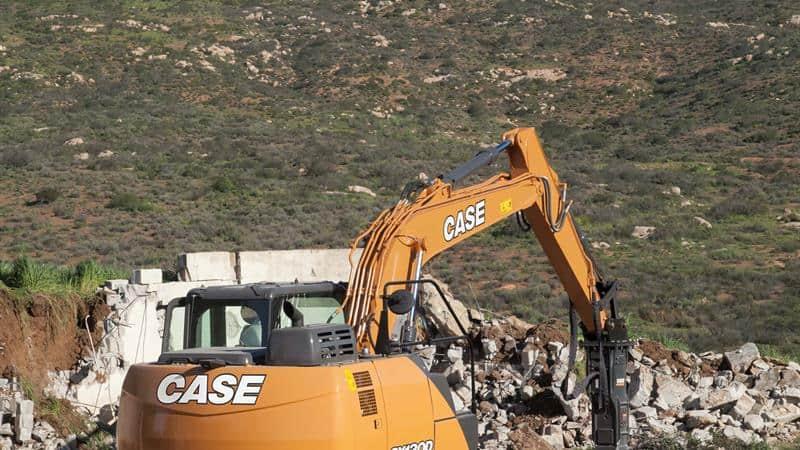 CASE CX130D Excavator   CASE Construction Equipment