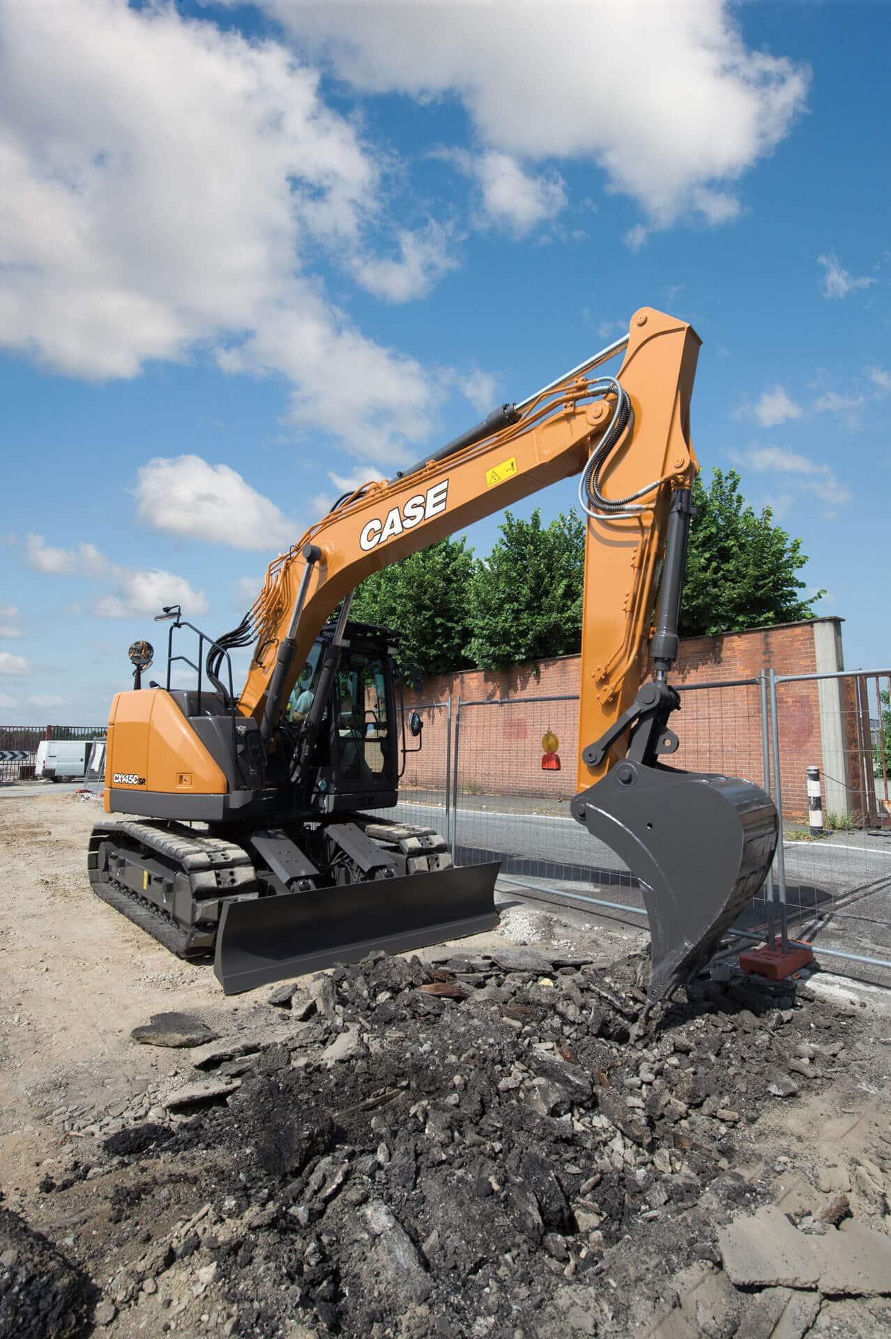 Case Cx145c Sr Excavator Construction Equipment Key Switch Wiring Diagram Komatsu Gallery