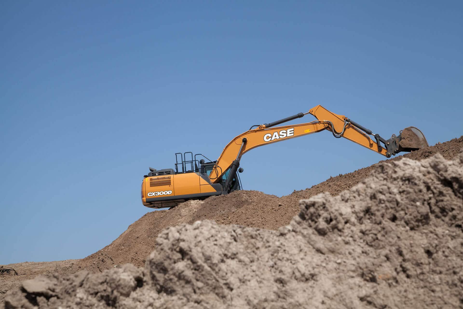 CASE CX300D Excavator | CASE Construction Equipment