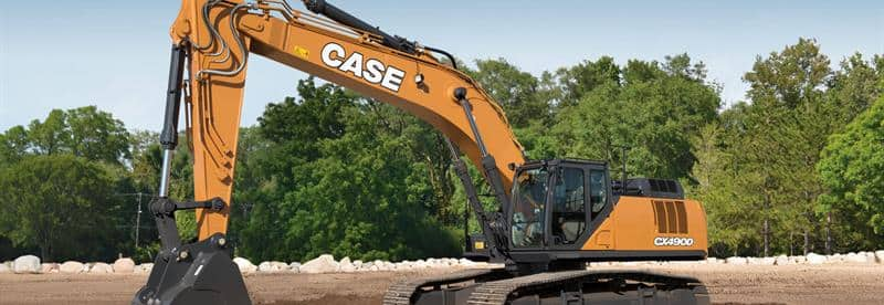 Full Size Excavators | CASE Construction Equipment