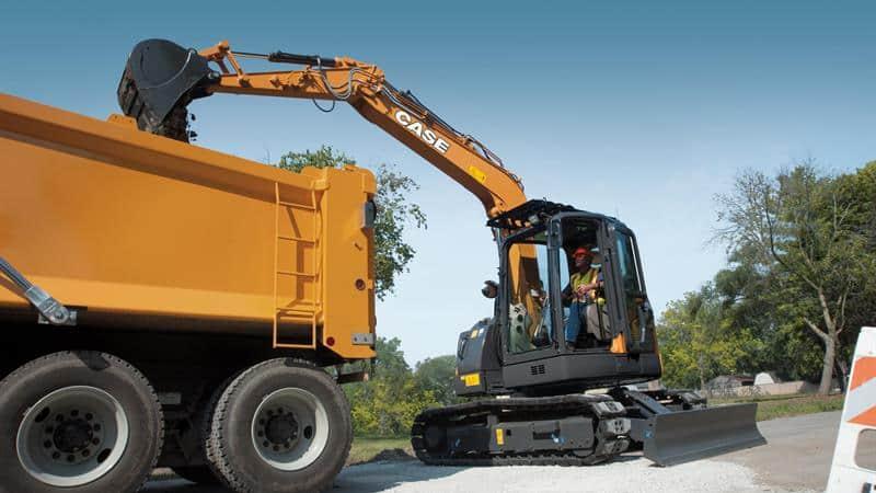 Comparison Case Construction Equipment