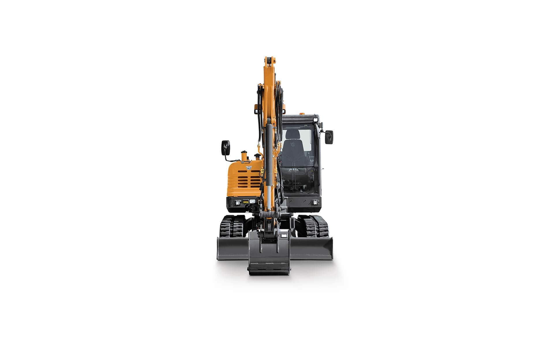 2020, case Construction, CX57C, Excavators