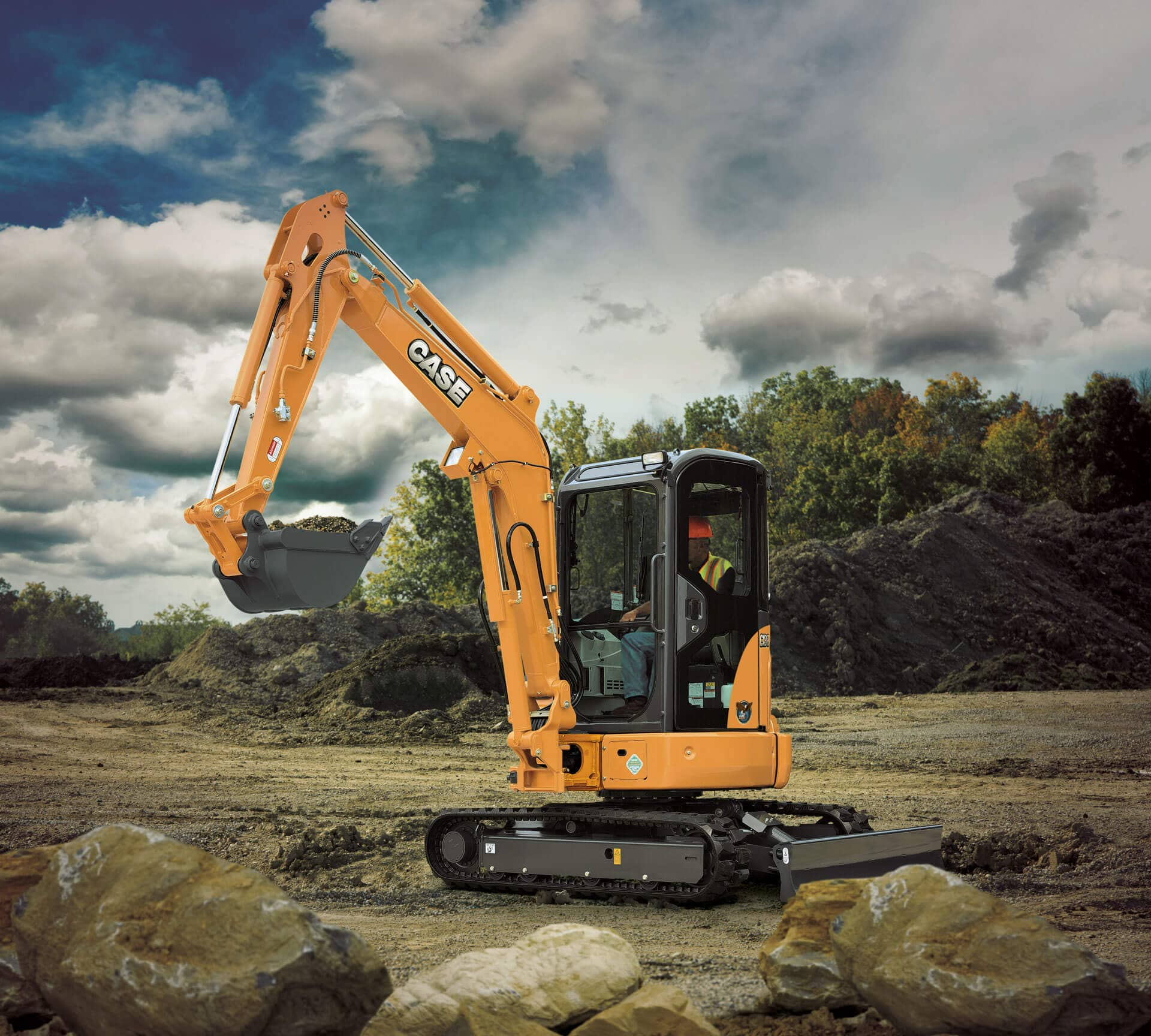 Case Cx36b Mini Excavator Construction Equipment Wiring Diagrams Gallery