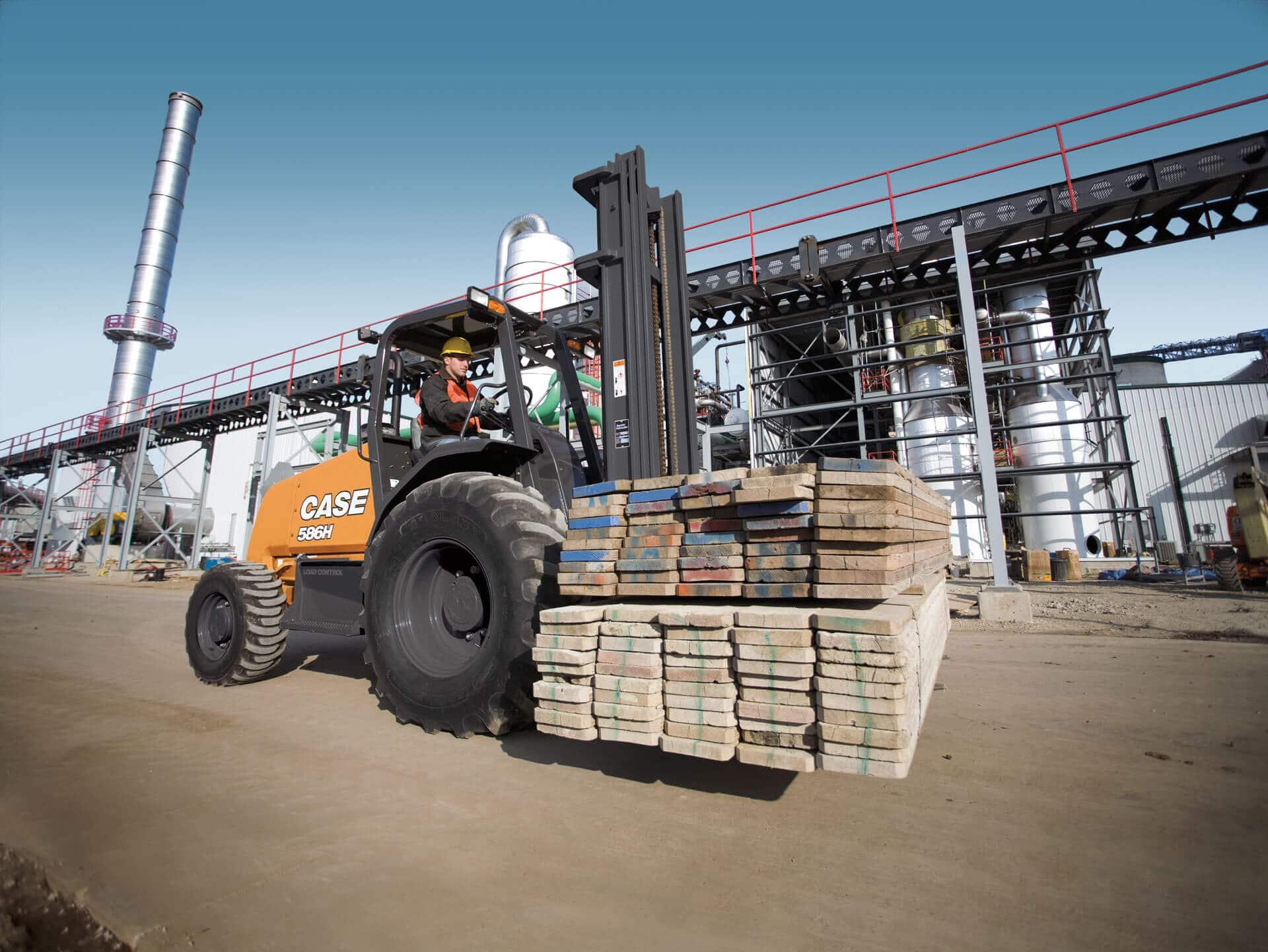 case 586h rough terrain forklift case construction equipment rh casece com Case 588G Specifications Case 586G Fork Lift