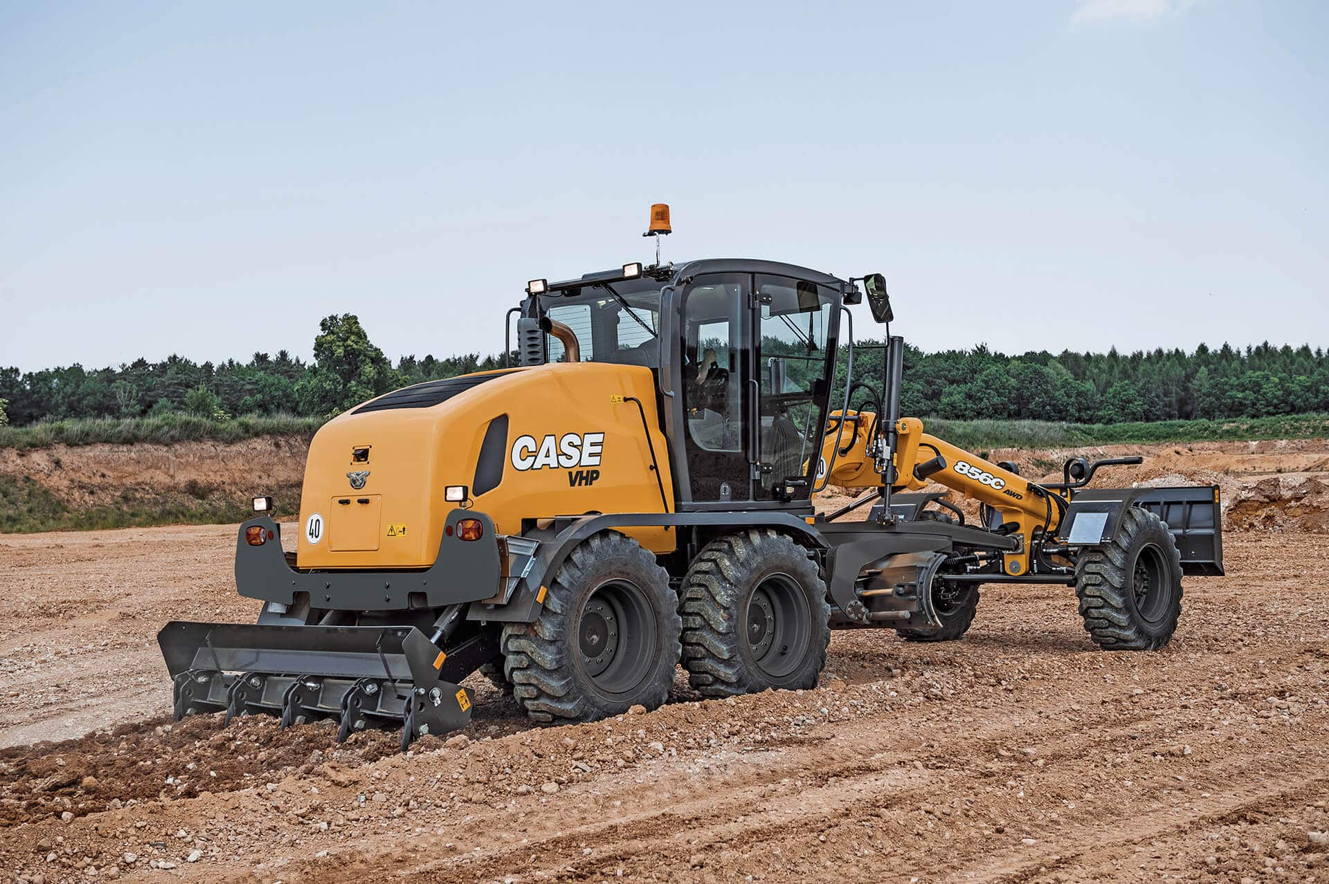 CASE Announces New C Series Motor Graders | CASE News