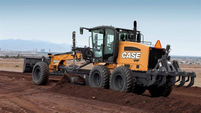 Motor Graders | Road Graders | CASE Construction Equipment