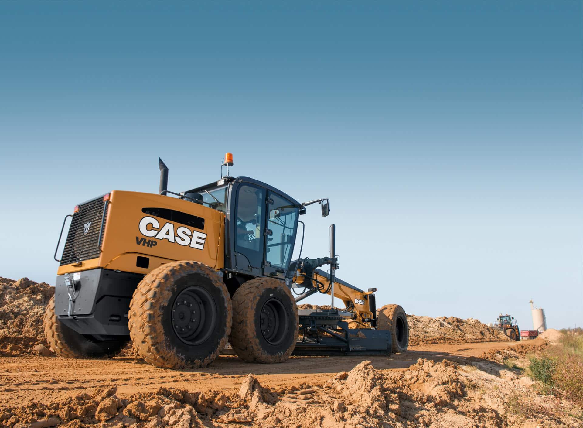 Case 865b Motor Grader Construction Equipment Ih 856 Wiring Diagram Gallery