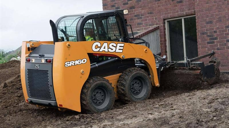 CASE Skid Steer Loaders | CASE Construction Equipment