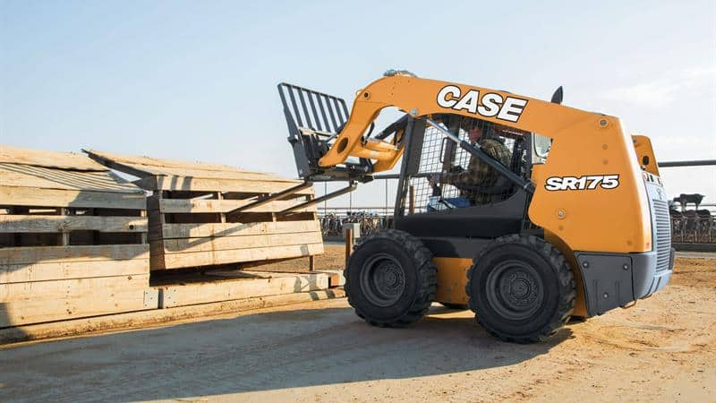 CASE SR175 Skid Steer Loader CASE Construction Equipment