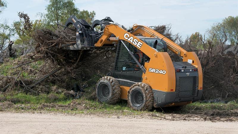 CASE SR240 Skid Steer Loader   CASE Construction Equipment