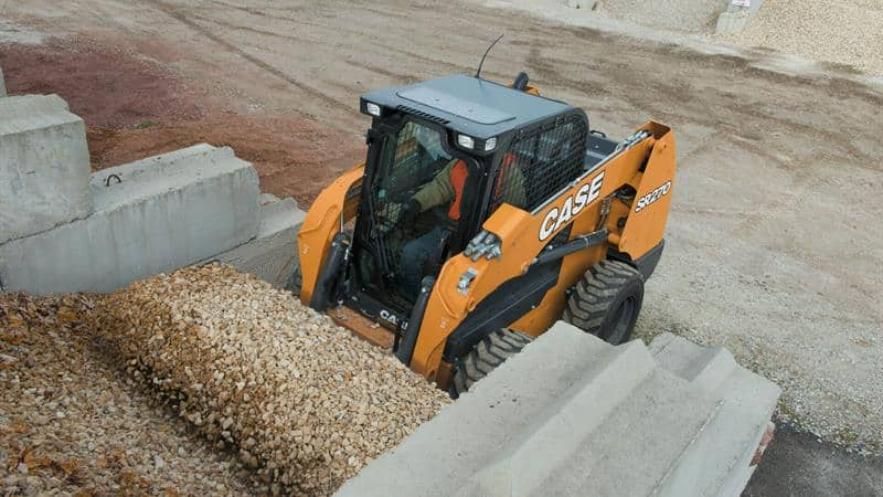 CASE SR270 Skid Steer Loader CASE Construction Equipment
