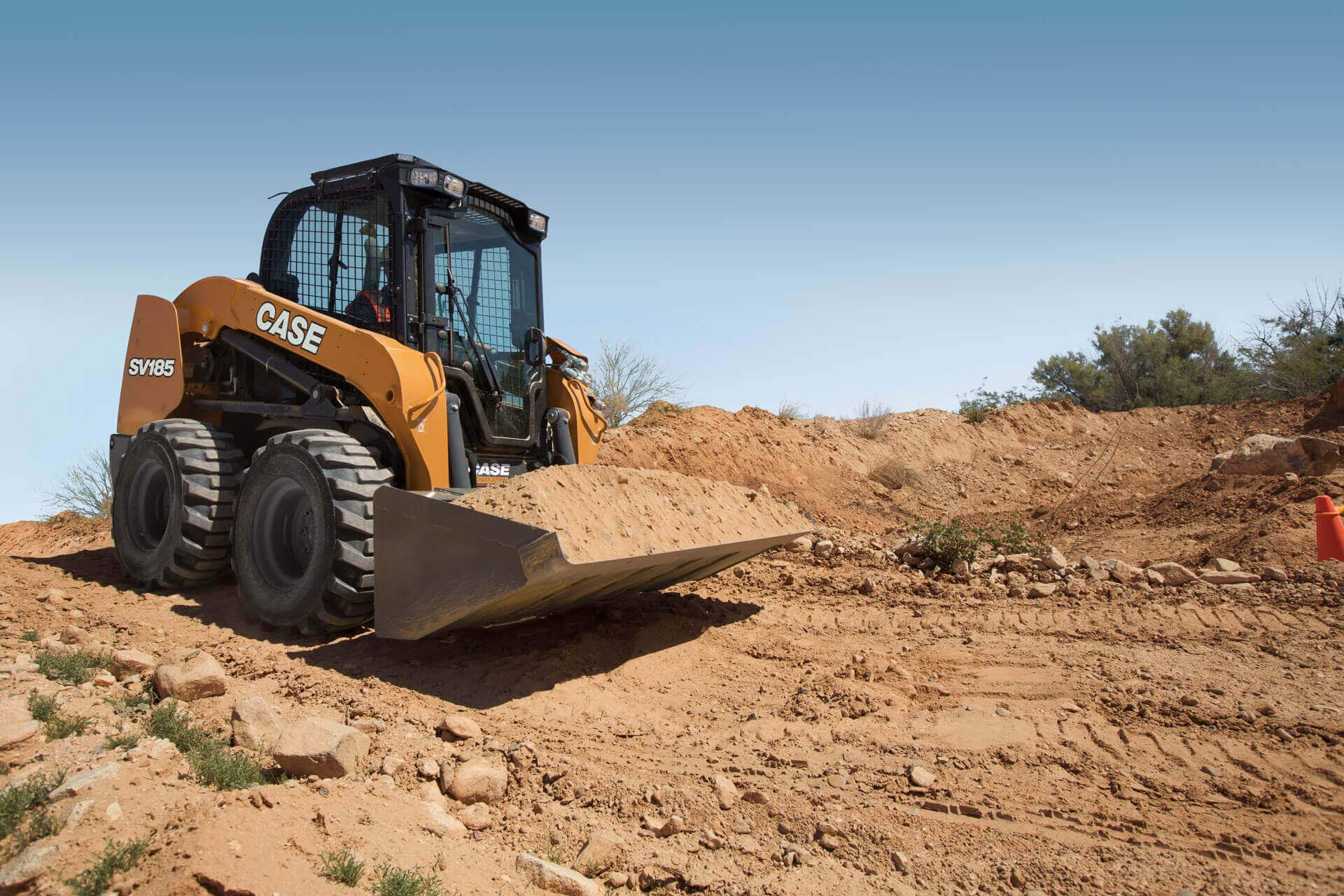Case 1845c Skid steer service Manual on
