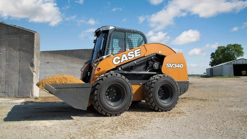 Skid Steer Loader Models | CASE Construction Equipment
