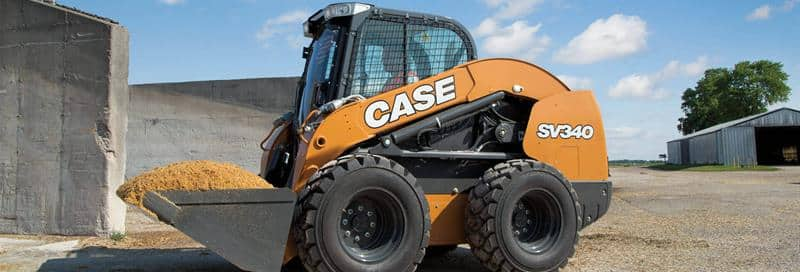 case study skid steer loader Brüel & kjær case study – bobcat reduces operator vibrations  with whole-vehicle  the bobcat family includes skid-steer loaders.