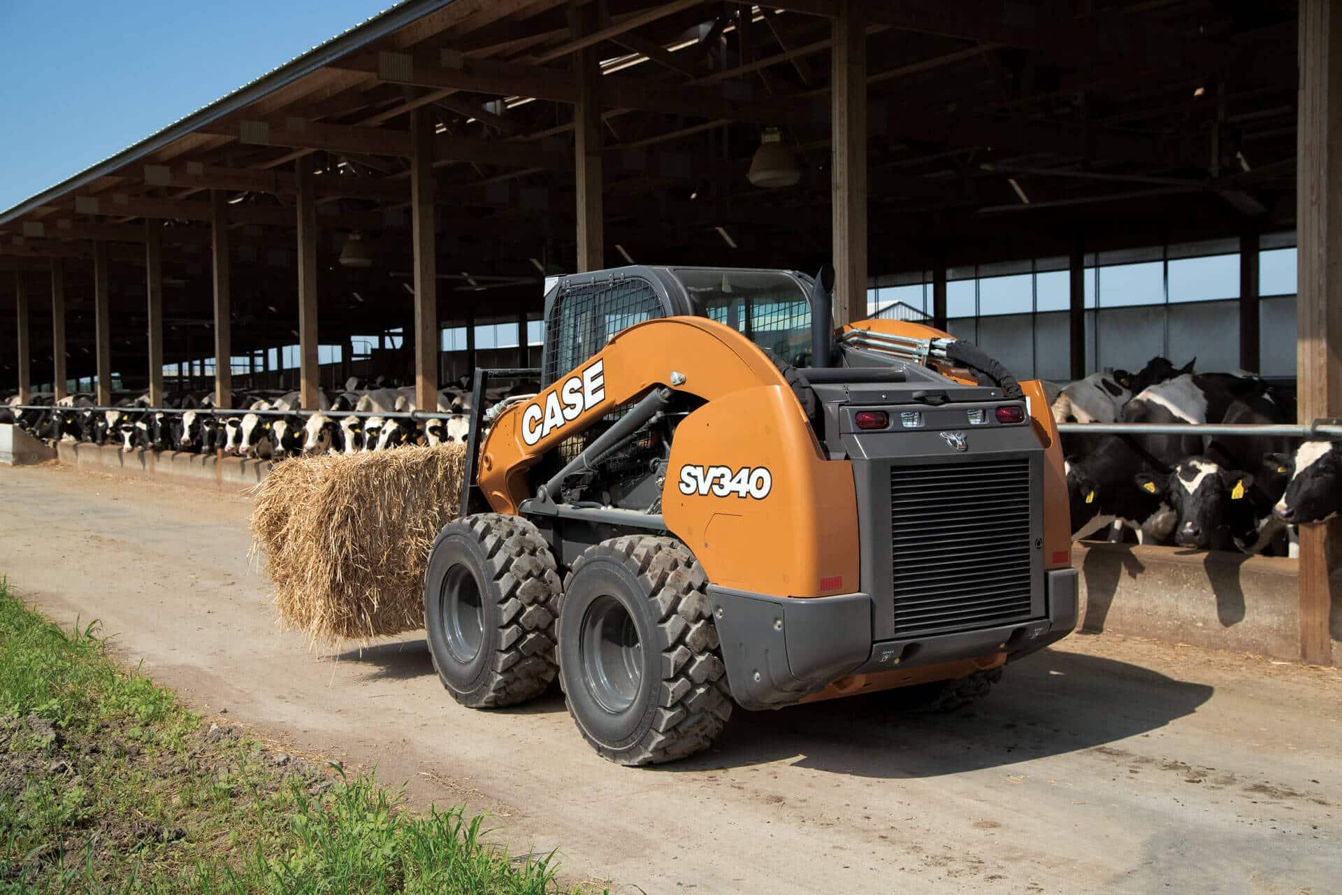 Steer Case Skid : Case sv skid steer loader construction equipment